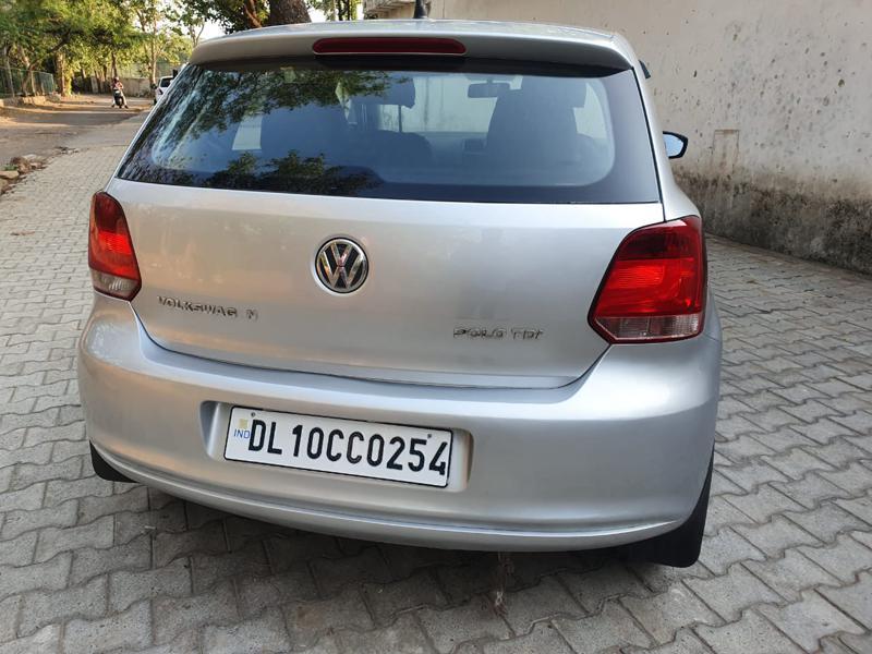 Used 2011 Volkswagen Polo Car In New Delhi
