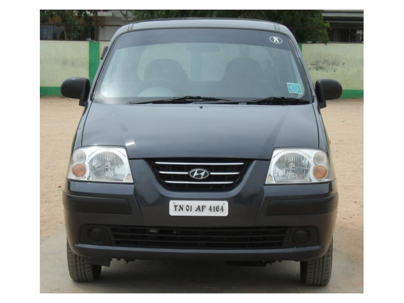 Used 2008 Hyundai Santro Xing Car In Coimbatore