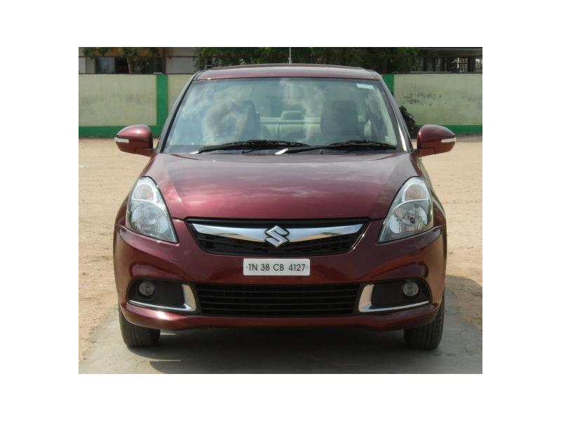 Used 2015 Maruti Suzuki Swift Dzire Car In Coimbatore