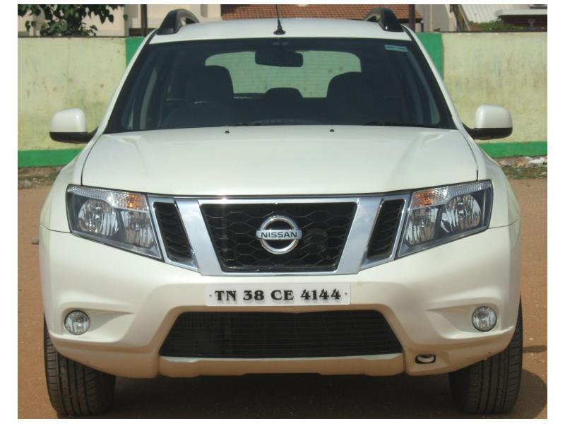 Used 2016 Nissan Terrano Car In Coimbatore