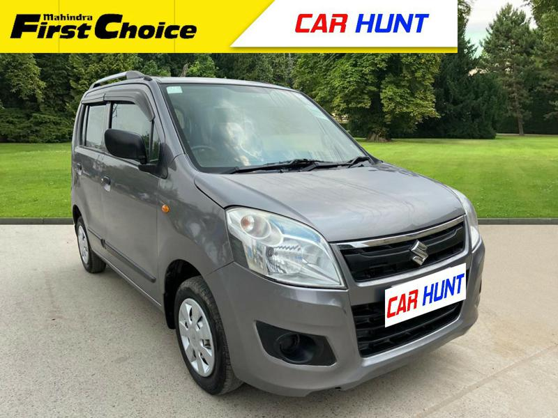 Used 2016 Maruti Suzuki Wagon R 1.0 Car In New Delhi