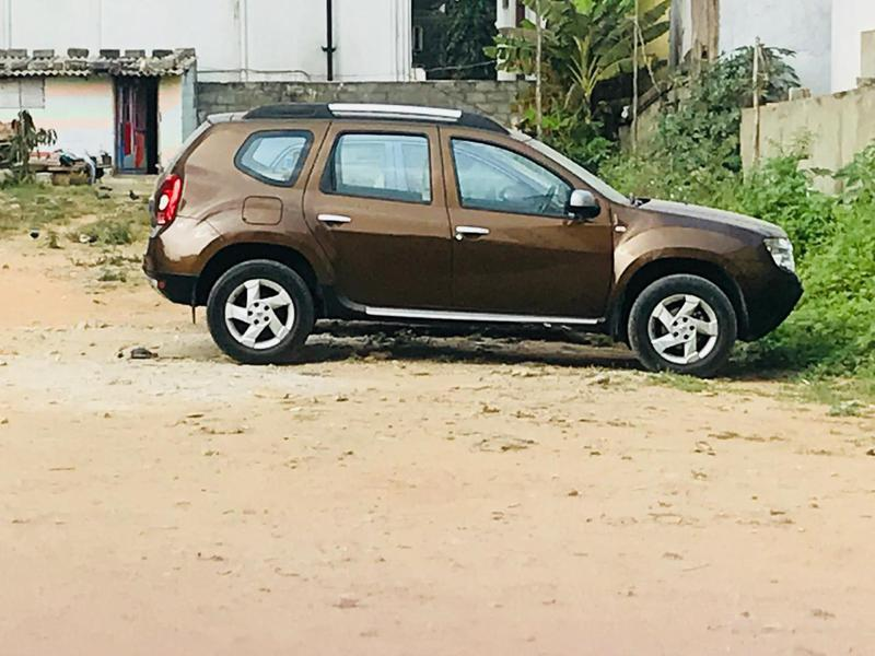 Used 2012 Renault Duster Car In Bangalore