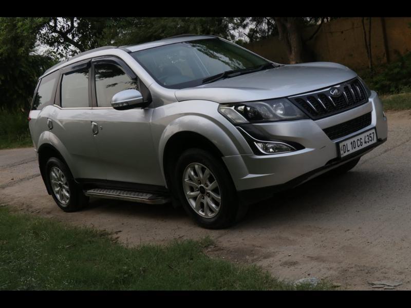 Used 2015 Mahindra XUV500 Car In Ghaziabad