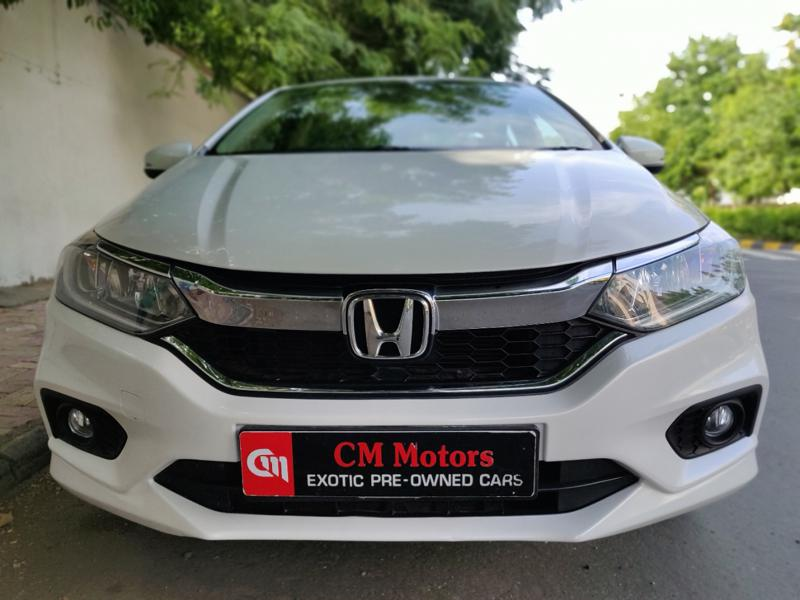 Used 2019 Honda City Car In Ahmedabad