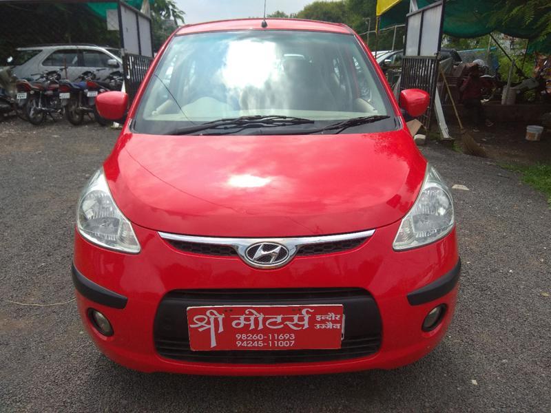 Used 2009 Hyundai i10 Car In Dhar
