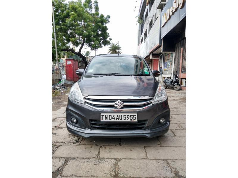 Used 2018 Maruti Suzuki Ertiga Car In Chennai