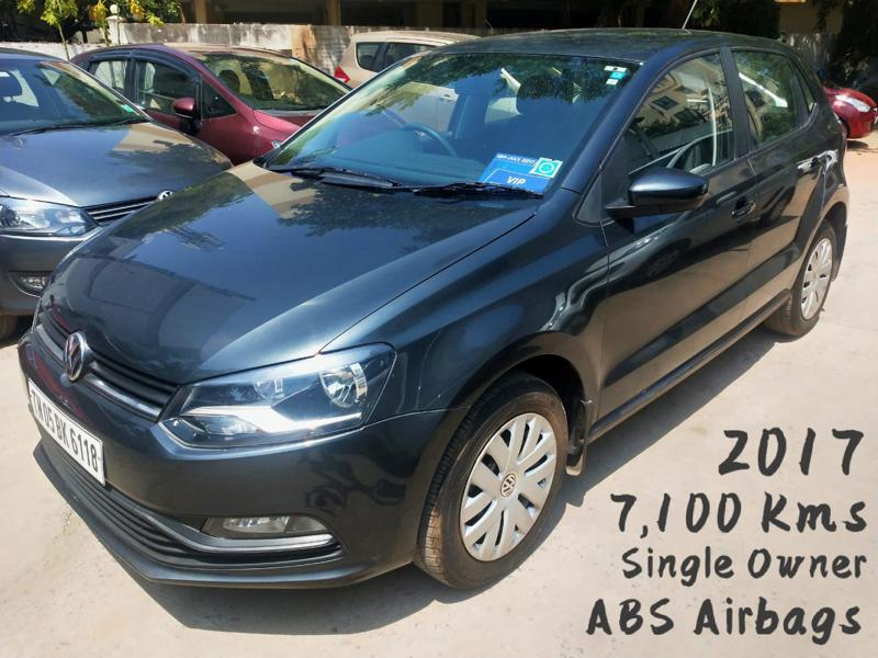 Used 2017 Volkswagen Polo Car In Chennai