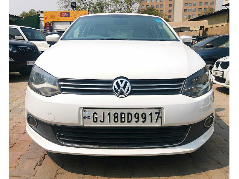 Used 2015 Volkswagen Vento Car In Ahmedabad
