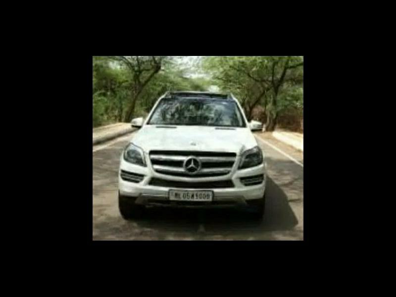 Used 2016 Mercedes Benz GL Car In New Delhi