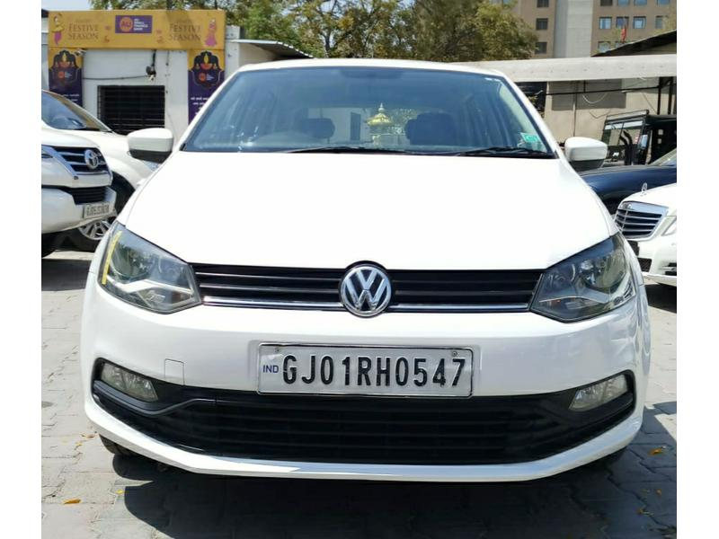 Used 2014 Volkswagen Polo Car In Ahmedabad