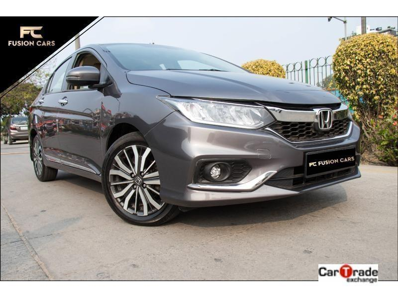 Used 2017 Honda City Car In New Delhi
