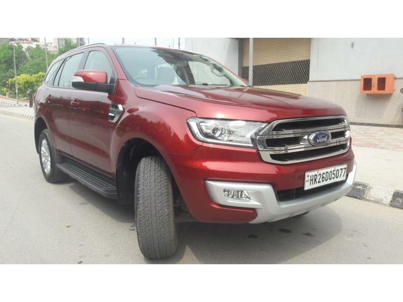 Used 2018 Ford Endeavour Car In New Delhi