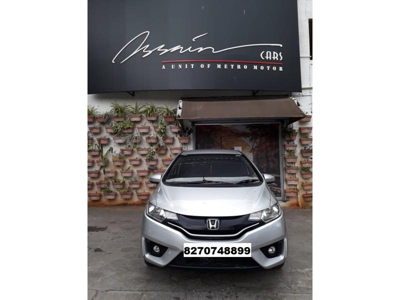 Used 2016 Honda Jazz Car In Coimbatore