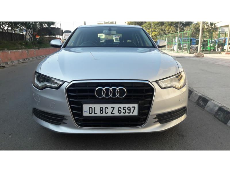 Used 2013 Audi A6 Car In New Delhi