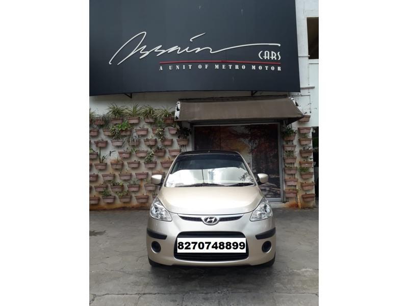 Used 2010 Hyundai i10 Car In Coimbatore