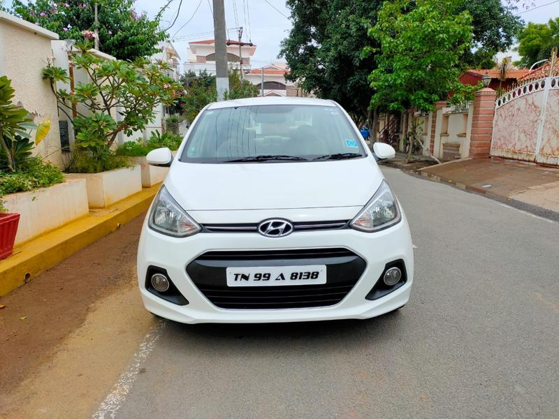 Used 2014 Hyundai Xcent Car In Coimbatore