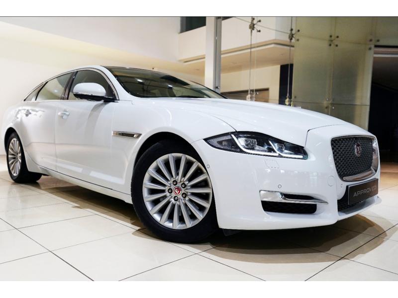 Used 2018 Jaguar XJ L Car In Amravati