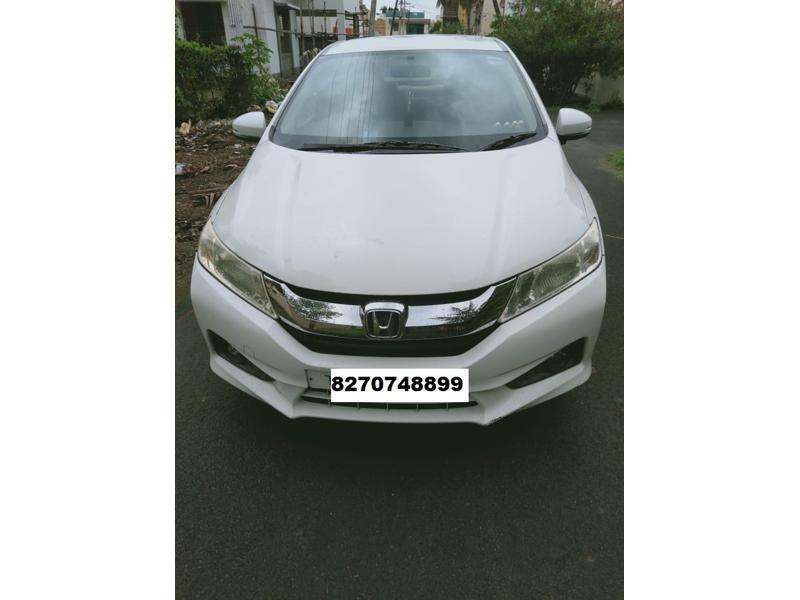 Used 2014 Honda City Car In Coimbatore