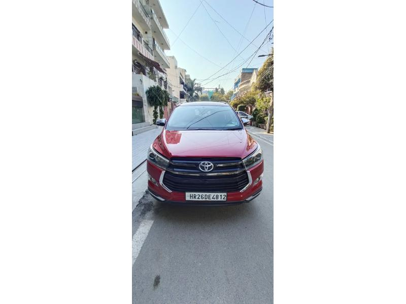 Used 2017 Toyota Innova Crysta Car In New Delhi
