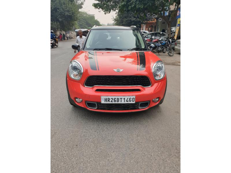 Used 2012 Mini Countryman Car In New Delhi