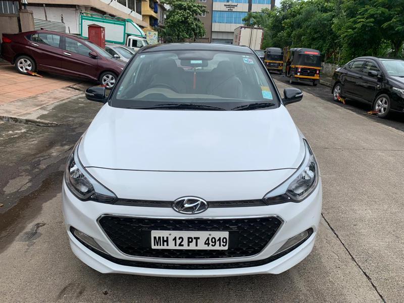 Used 2017 Hyundai Elite i20 Car In Navi Mumbai