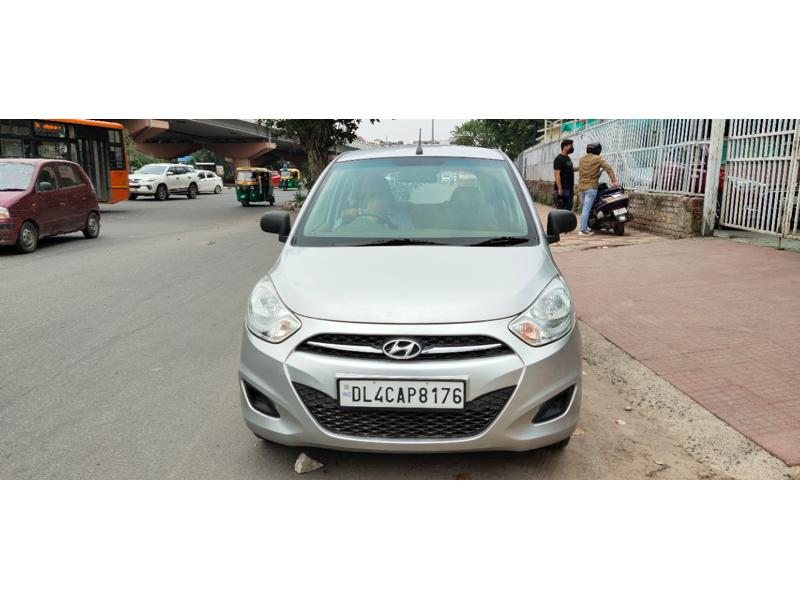 Used 2011 Hyundai i10 Car In New Delhi