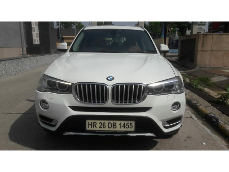 Used 2017 BMW X3 Car In New Delhi