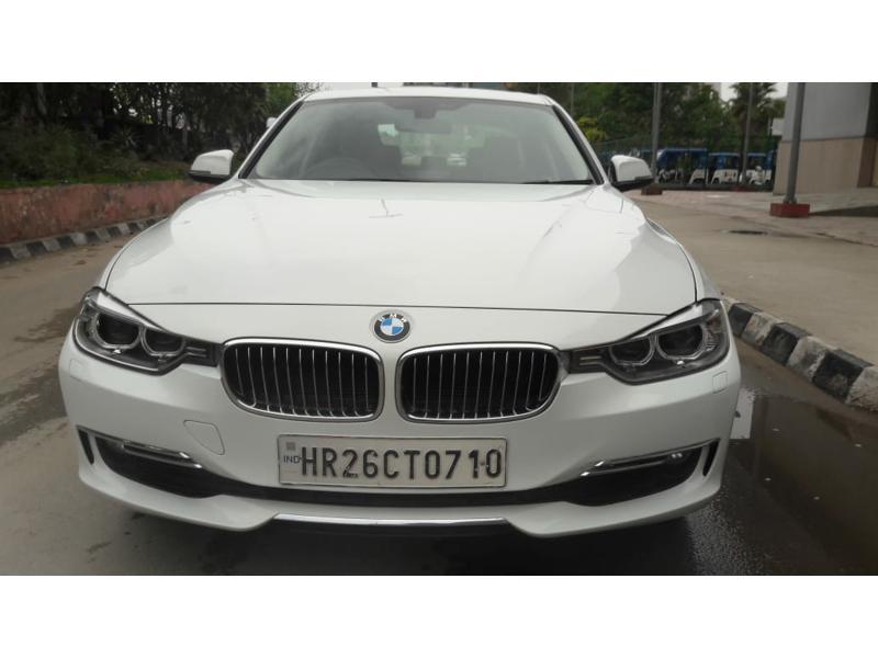 Used 2015 BMW 3 Series Car In New Delhi