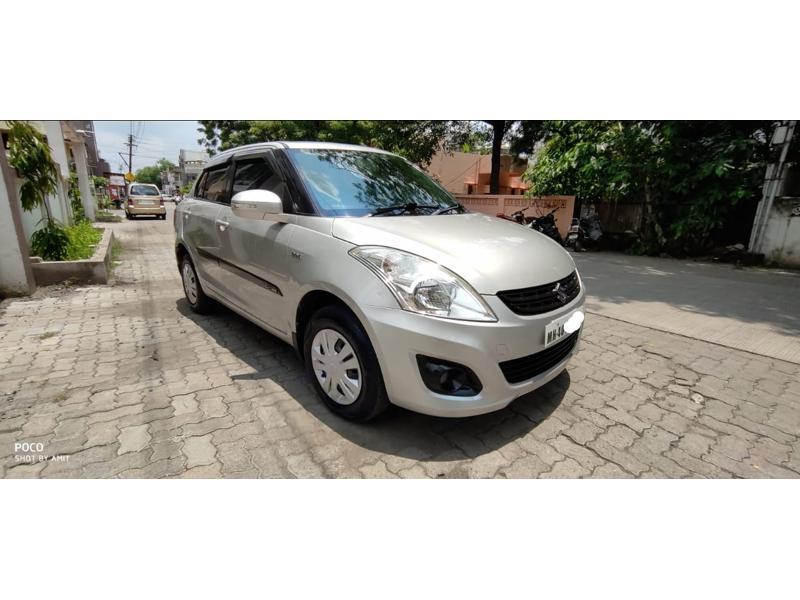 Used 2014 Maruti Suzuki Swift Dzire Car In Nagpur