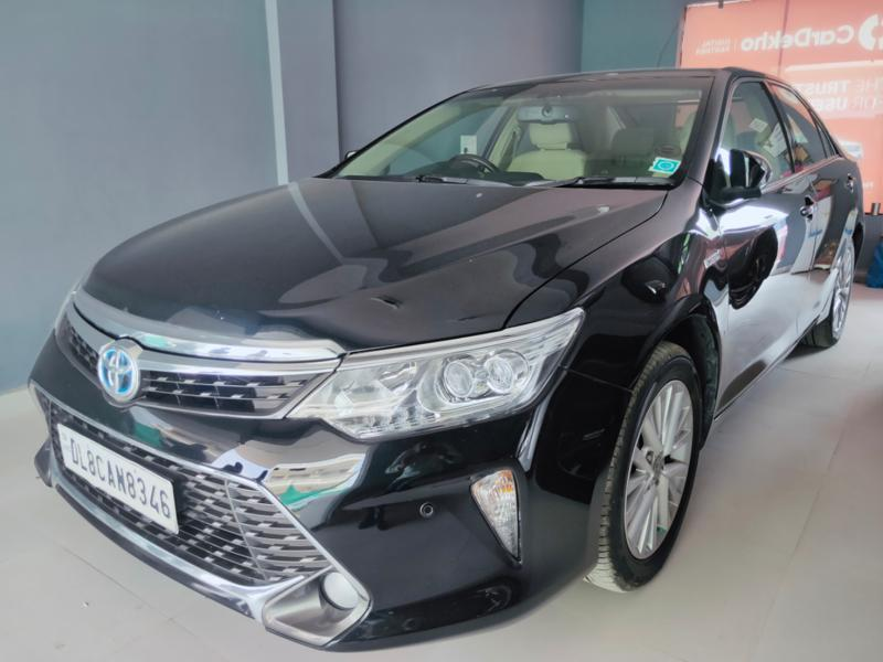 Used 2016 Toyota Camry Car In Gurgaon