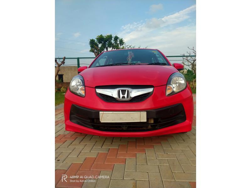 Used 2015 Honda Brio Car In Faridabad