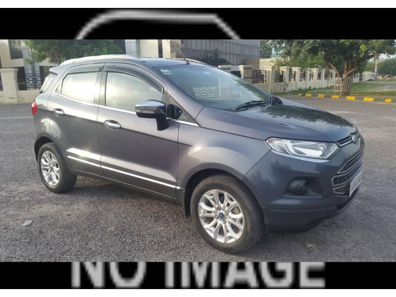 Used 2014 Ford EcoSport Car In Faridabad