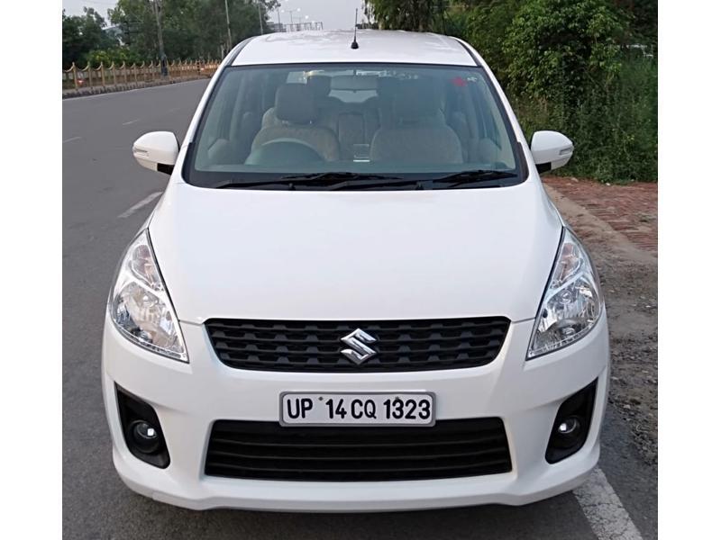 Used 2015 Maruti Suzuki Ertiga Car In New Delhi