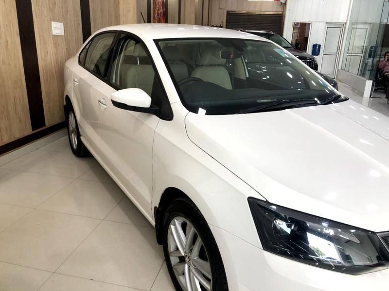Used 2017 Skoda Rapid Car In Faridabad