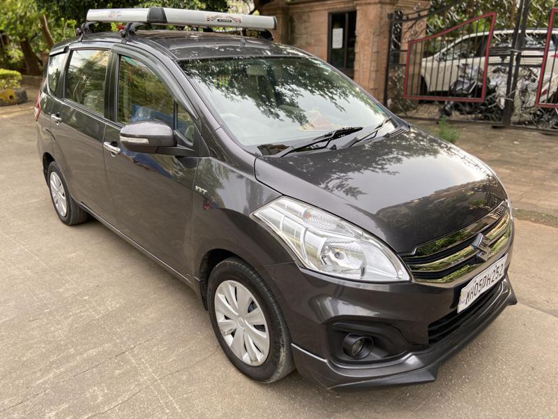 Used 2017 Maruti Suzuki Ertiga Car In Thane