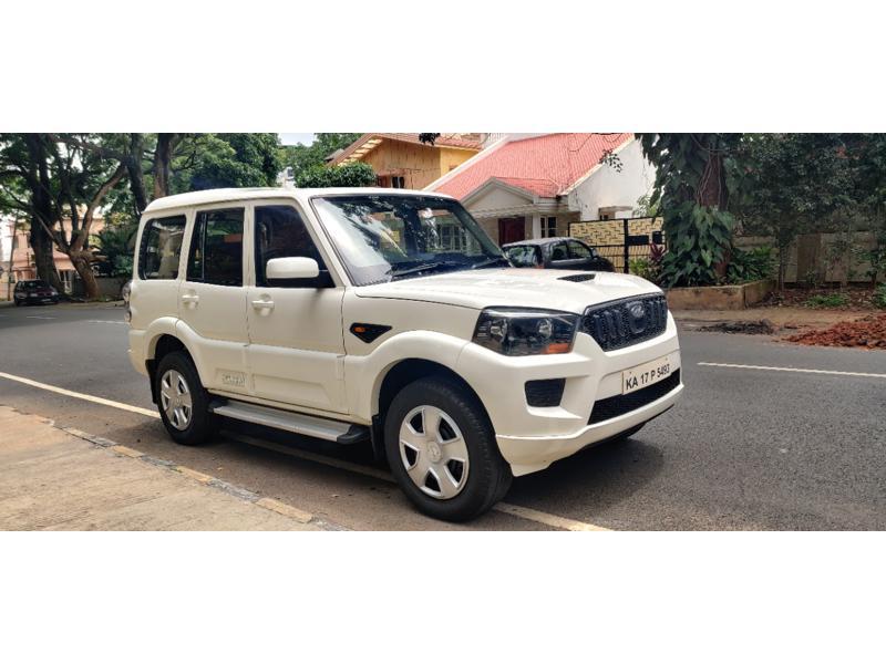 Used 2015 Mahindra Scorpio Car In Bangalore