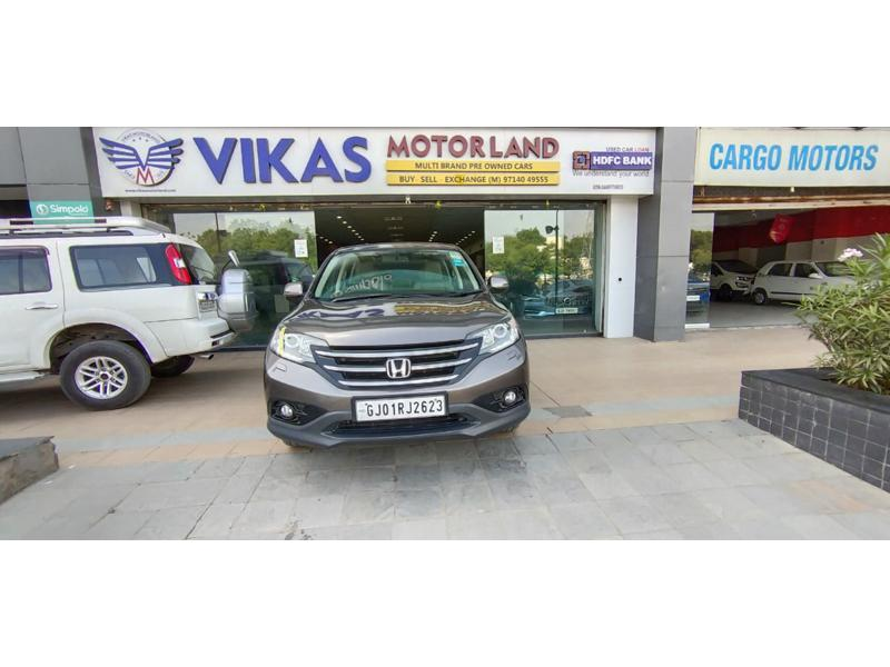 Used 2015 Honda CR V Car In Ahmedabad