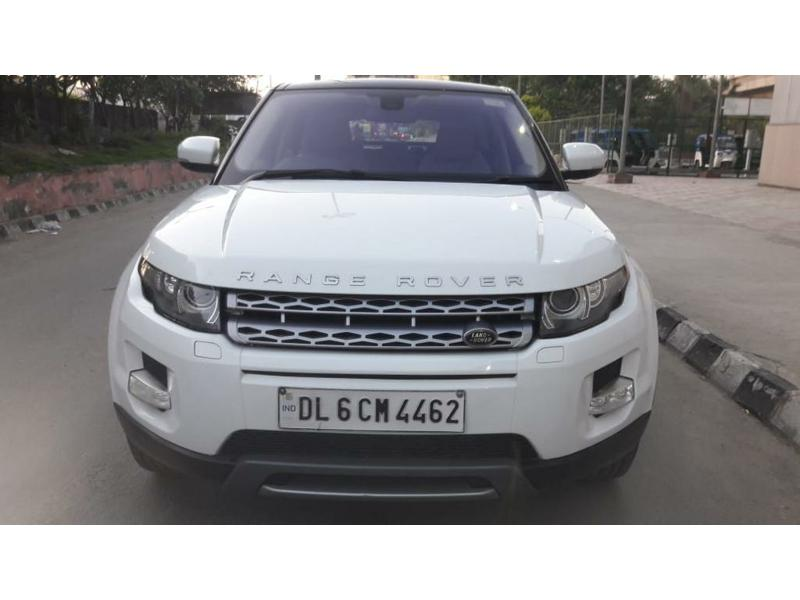 Used 2013 Land Rover Range Rover Evoque Car In New Delhi