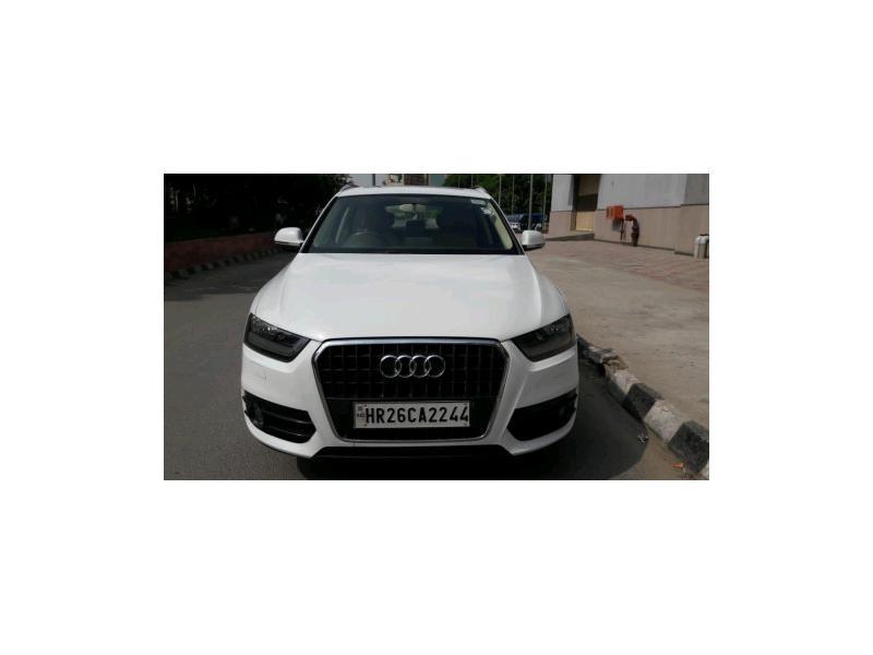 Used 2013 Audi Q3 Car In New Delhi