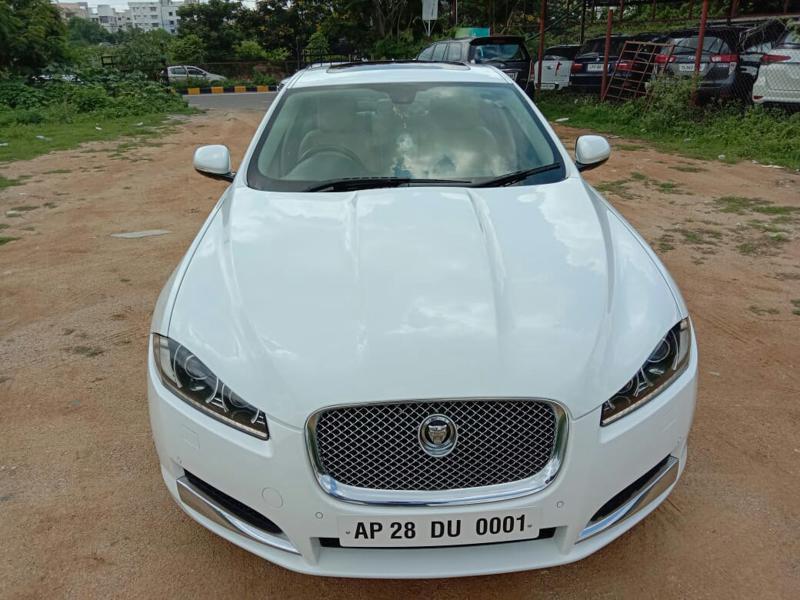 Used 2013 Jaguar XF Car In Hyderabad