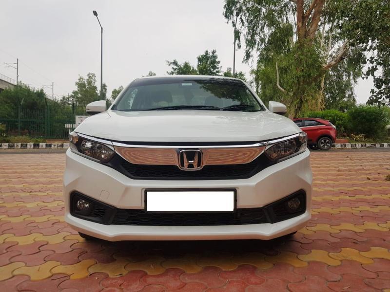 Used 2019 Honda Amaze Car In Ghaziabad