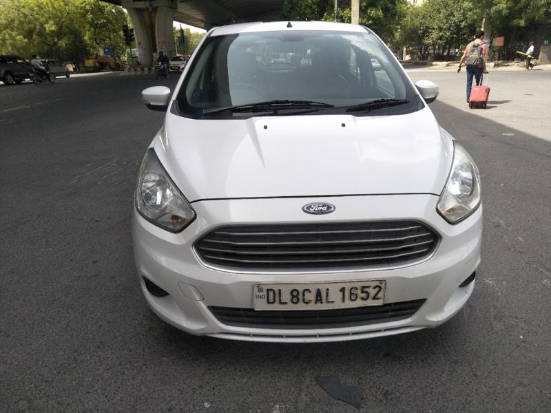 Used 2015 Ford Figo Car In New Delhi