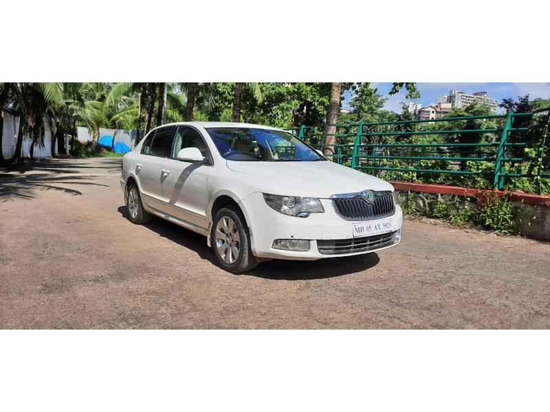 Used 2011 Skoda Superb Car In Mumbai