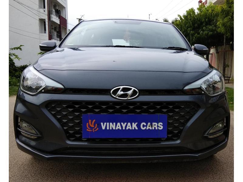 Used 2018 Hyundai Elite i20 Car In Jaipur