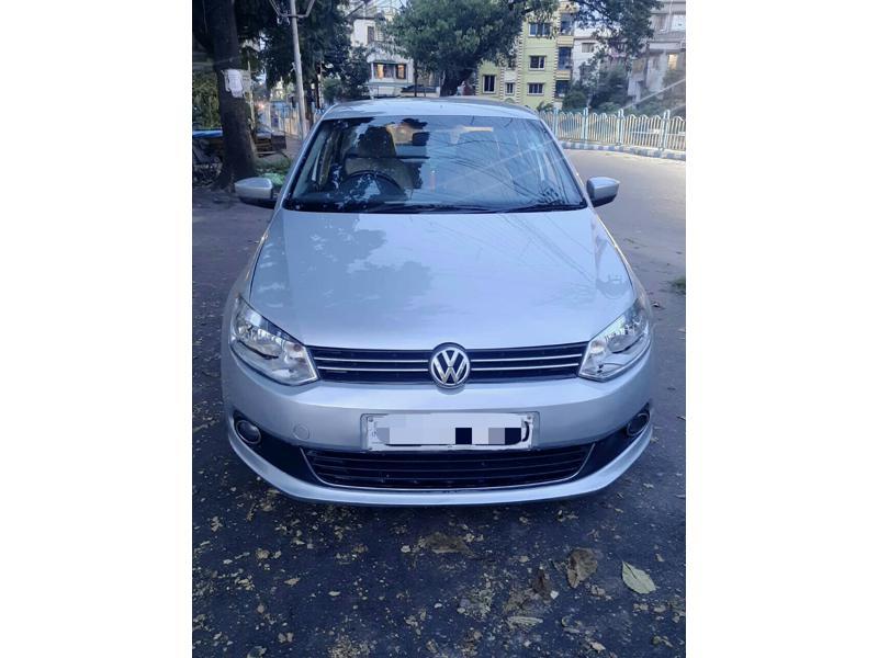 Used 2012 Volkswagen Vento Car In Kolkata