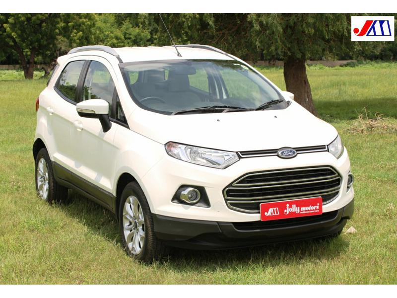 Used 2017 Ford EcoSport Car In Ahmedabad