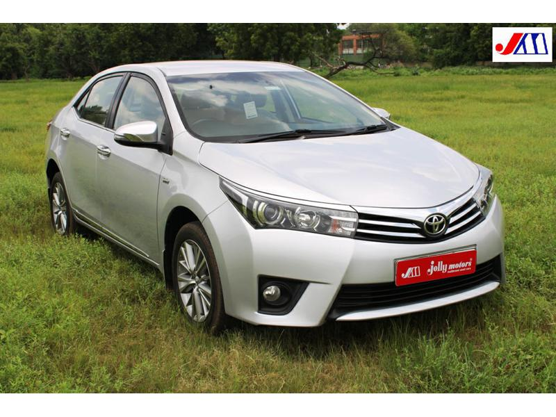 Used 2016 Toyota Corolla Altis Car In Ahmedabad