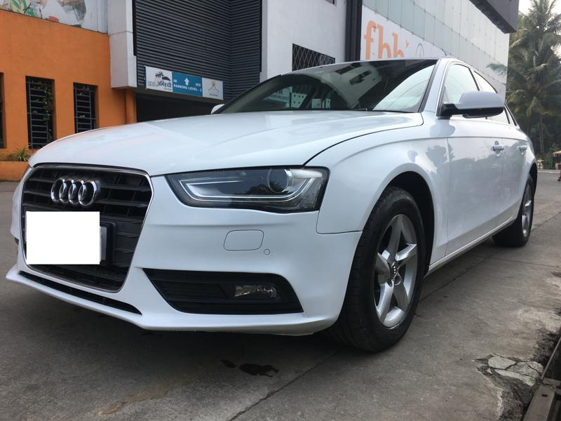 Used 2013 Audi A4 Car In Pune