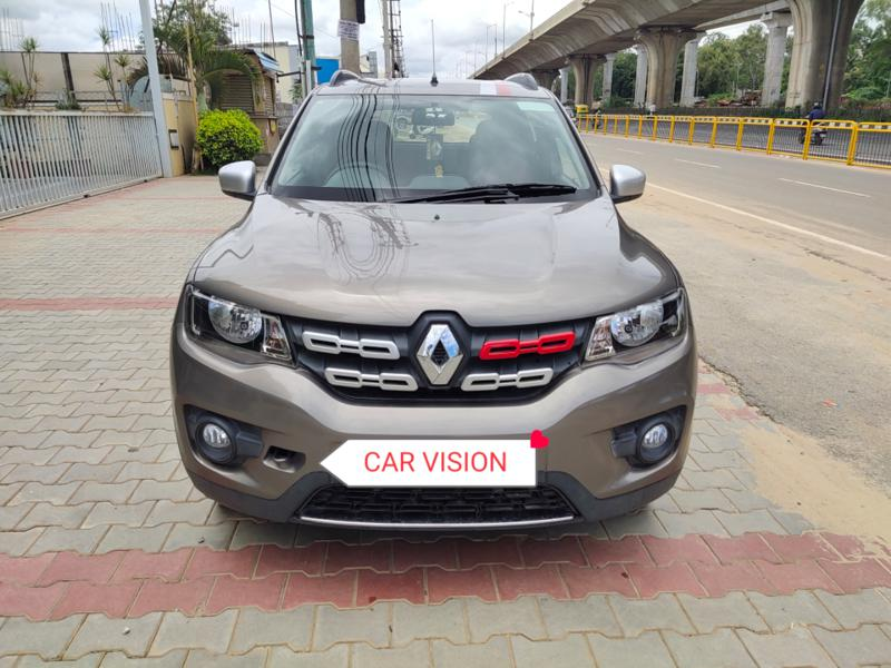 Used 2017 Renault Kwid Car In Bangalore