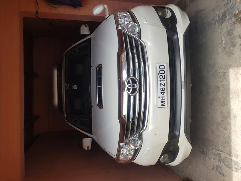 Used 2014 Toyota Fortuner Car In Mumbai